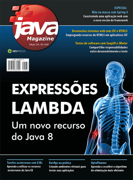 Revista Java Magazine 136