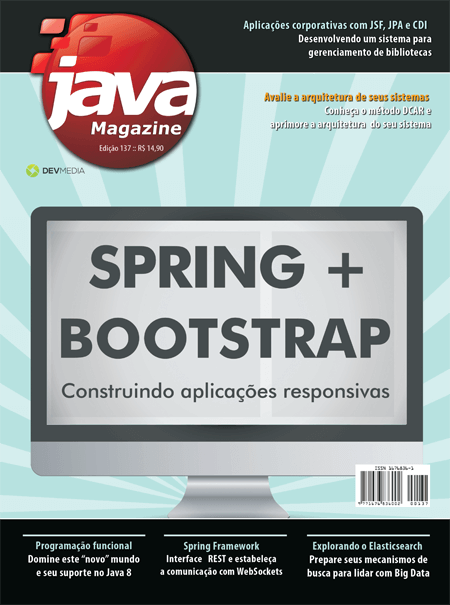 Revista Java Magazine 137
