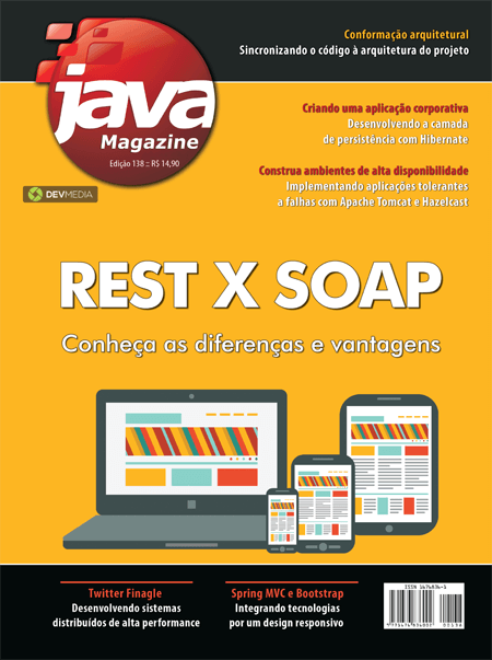 Revista Java Magazine 138