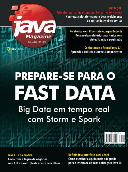 Revista Java Magazine 142