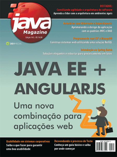 Revista Java Magazine 143