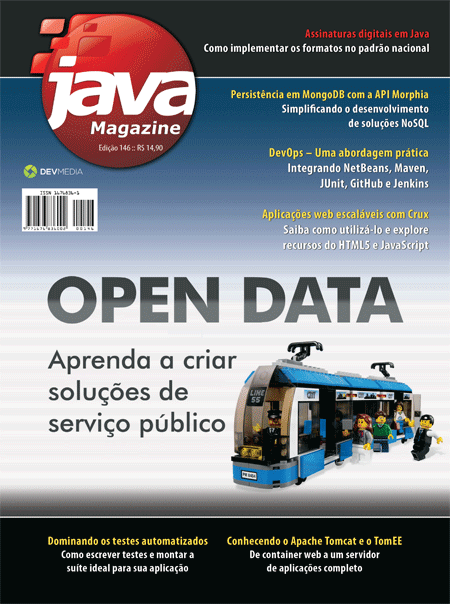 Revista Java Magazine 146