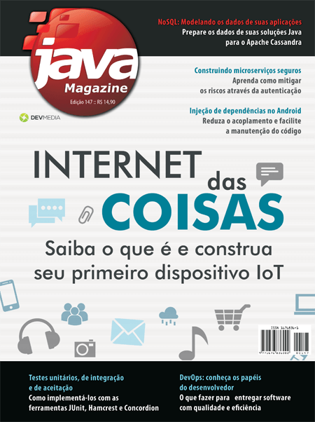 Revista Java Magazine 147