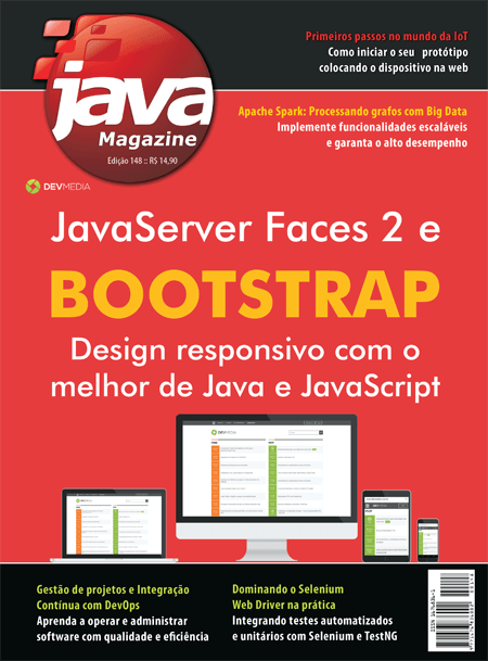 Revista Java Magazine 148
