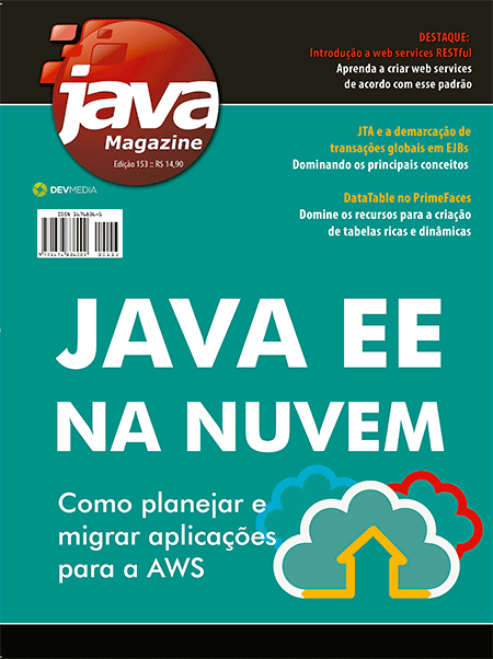 Revista Java Magazine 153