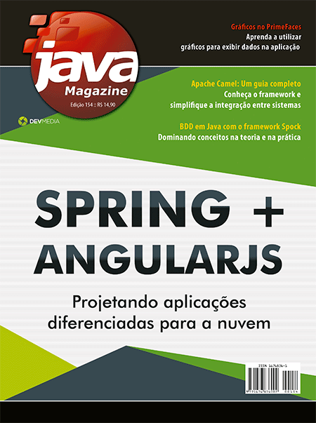 Revista Java Magazine 154