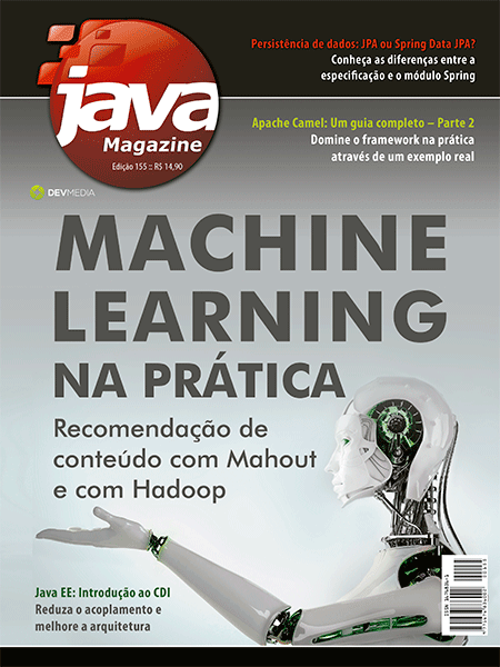 Revista Java Magazine 155