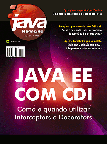 Revista Java Magazine 156