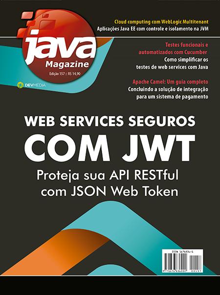 Revista Java Magazine 157