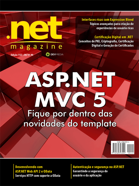 Revista .net Magazine 112