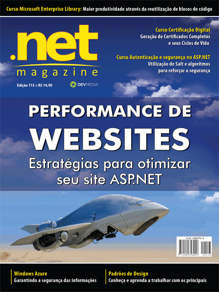 Revista .net Magazine 113