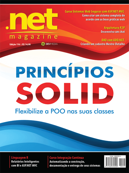 Revista .net Magazine 116