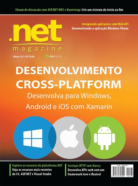 Revista .NET Magazine 125