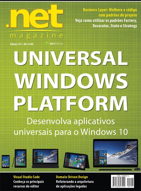 Revista .NET Magazine Edição 127