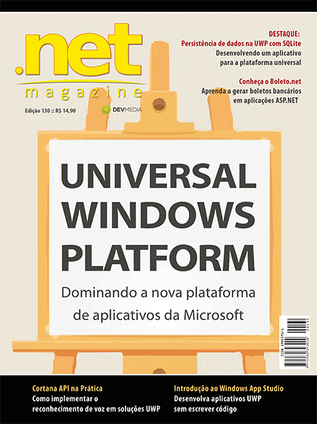 Revista .net Magazine 130