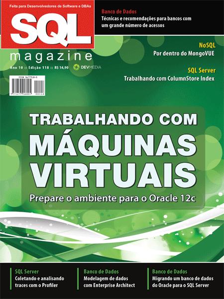 Revista SQL Magazine 118