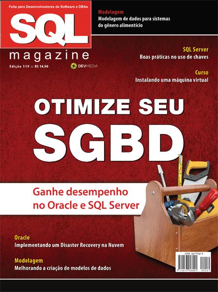 Revista SQL Magazine 119