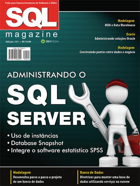 Revista SQL Magazine 121