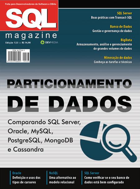 Revista SQL Magazine 123