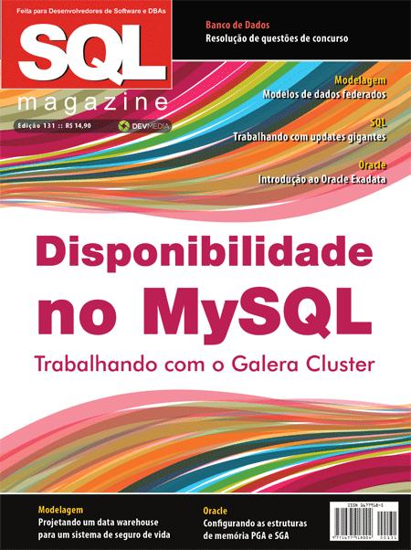 Revista SQL Magazine 131