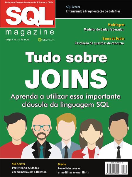 Revista SQL Magazine 132