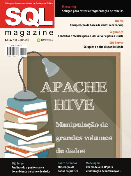 Revista SQL Magazine 134
