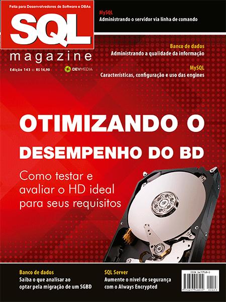 Revista SQL Magazine 143