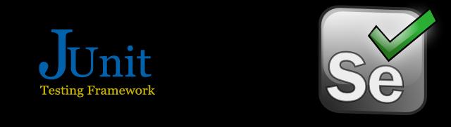 JUnit e Selenium Webdriver