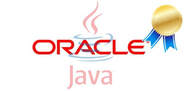 Certificação Oracle Certified Professional Java SE Programmer: 6 ou 7?