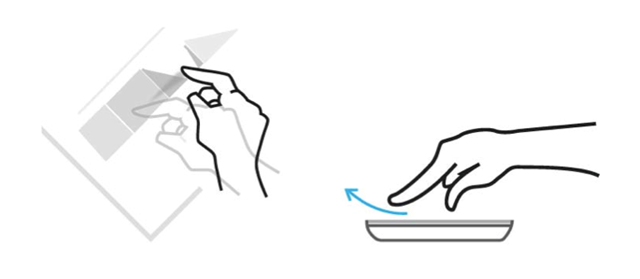 Utilizando gestos no Windows Phone