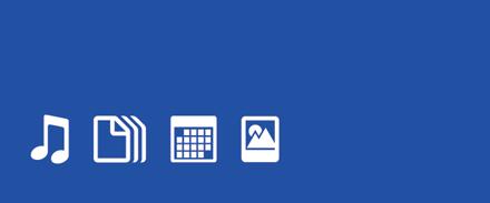 Ilustração de conexão do Windows Phone na Nuvem