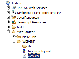 Estrutura projeto web