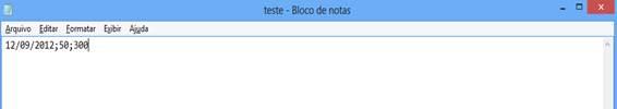 Arquivo teste.txt