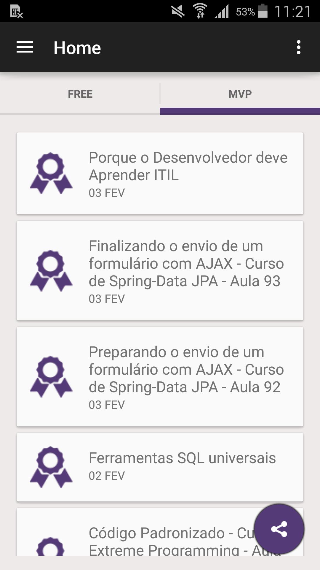 Print Android Fazendo Download De Dados