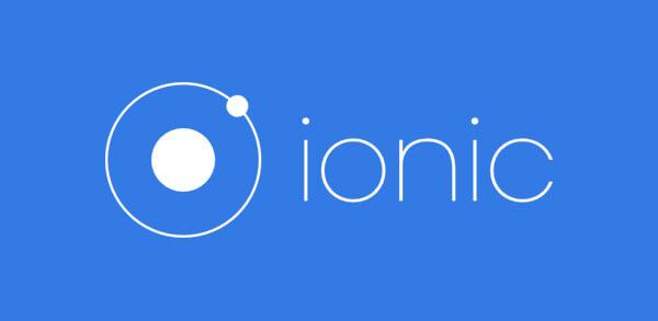Curso de Ionic - Introdução
