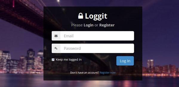 Criando um form de login com Bootstrap