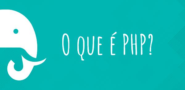 Curso O que é PHP?
