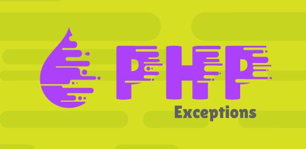 PHP Exceptions: Trabalhando com exceções em PHP
