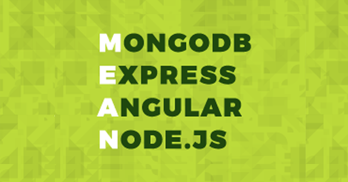 TMongoDB, Express, Angular e Node.js