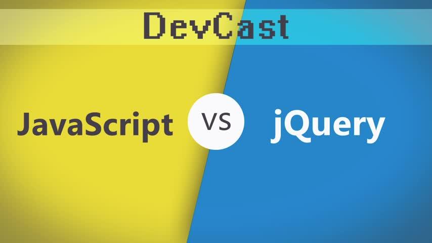 A jQuery substitui o JavaScript??