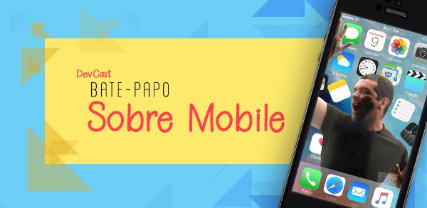 Bate-papo sobre mobile