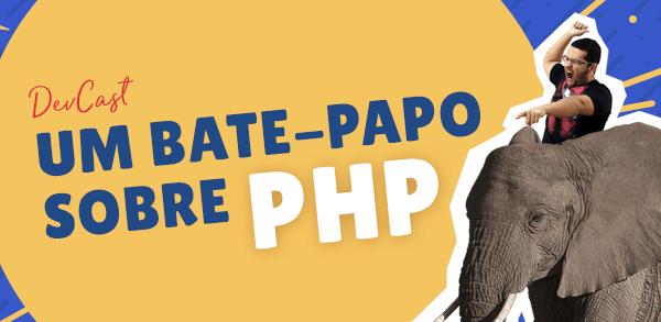Bate-papo sobre PHP
