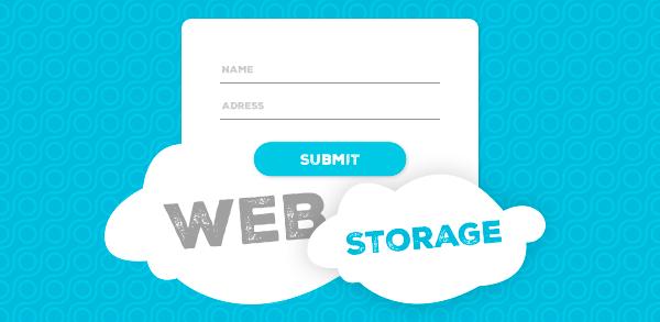 Web Storage: Melhore a UX de forms grandes com Datasets locais