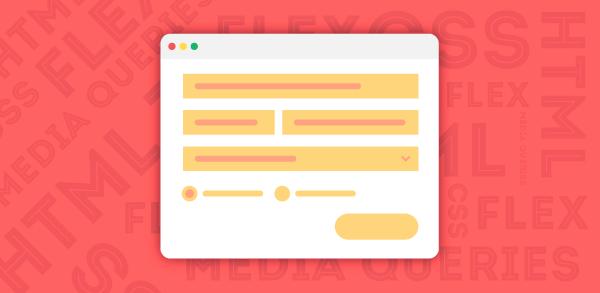 Exemplo: Como criar uma tela de login com Flexbox e Media Queries