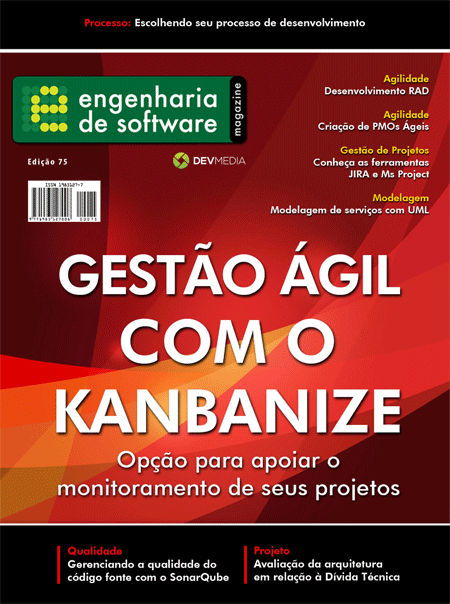Revista Engenharia de Software Magazine 75