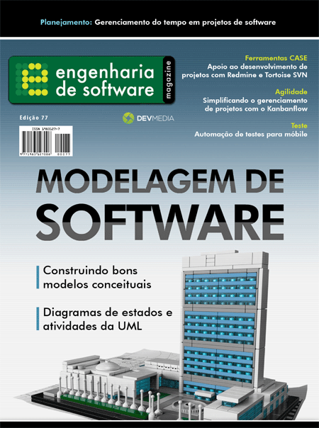 Revista Engenharia de Software Magazine 77