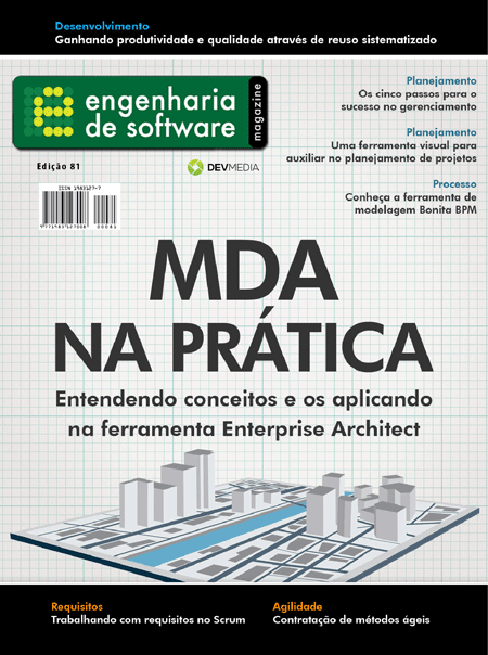 Revista Engenharia de Software Magazine 81
