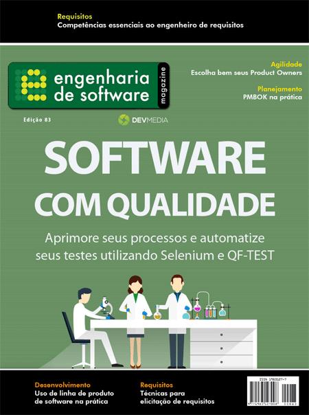 Revista Engenharia de Software Magazine 83