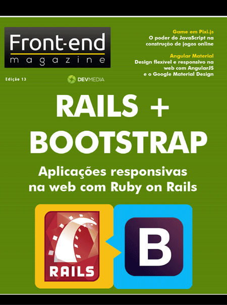 Revista Front-end Magazine 13