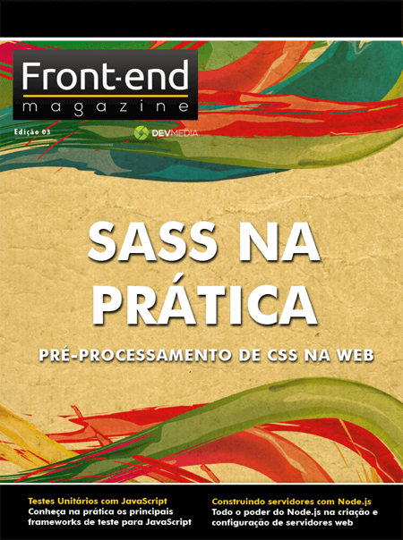 Revista Front-end Magazine 3